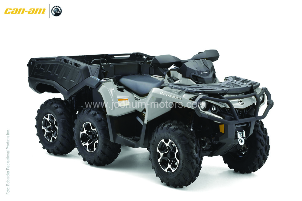 Can-Am Outlander 1000 6x6 XT