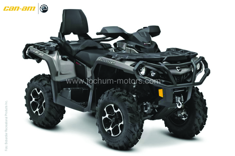 Can-Am Outlander 800 R XT