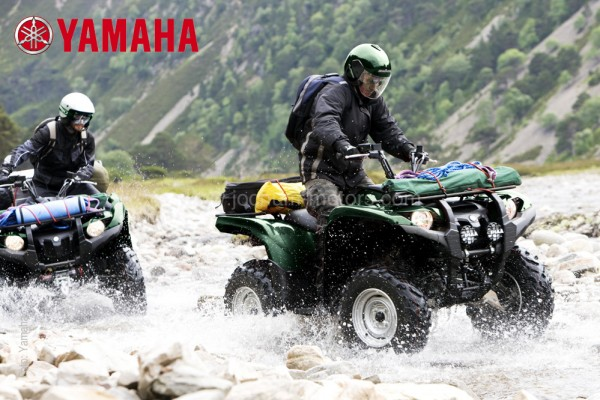 Yamaha Grizzly YFM 550 EPS