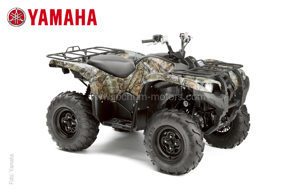 Yamaha Grizzly YFM 700 EPS WTHC Camouflage