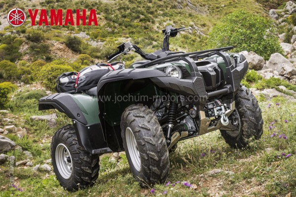 Yamaha Grizzly YFM 700 EPS WTHC SE (Sonderedition)
