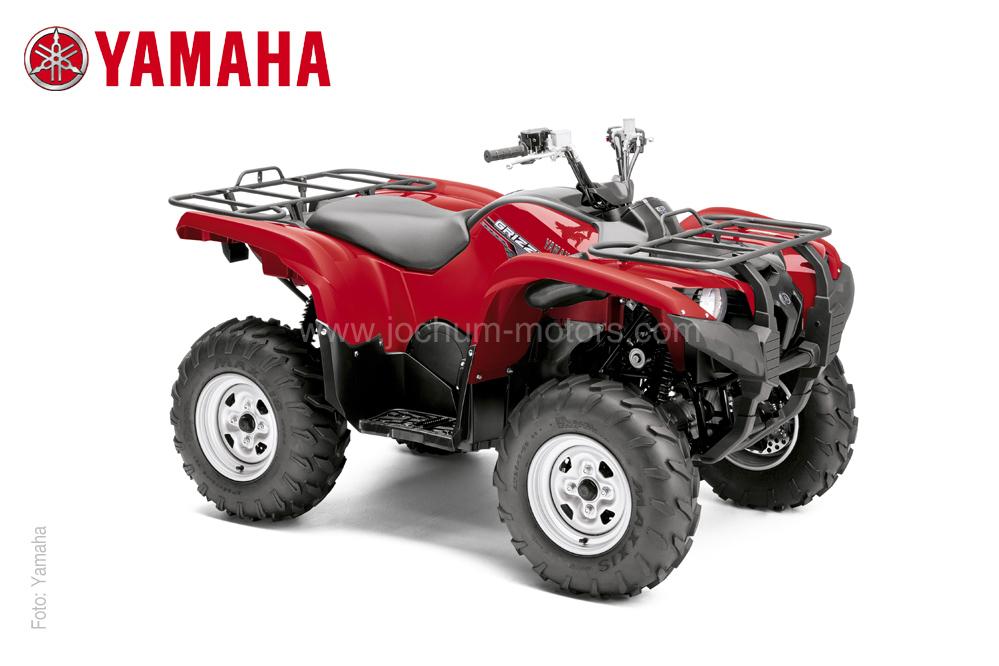 Yamaha Grizzly YFM 700 EPS WHTC