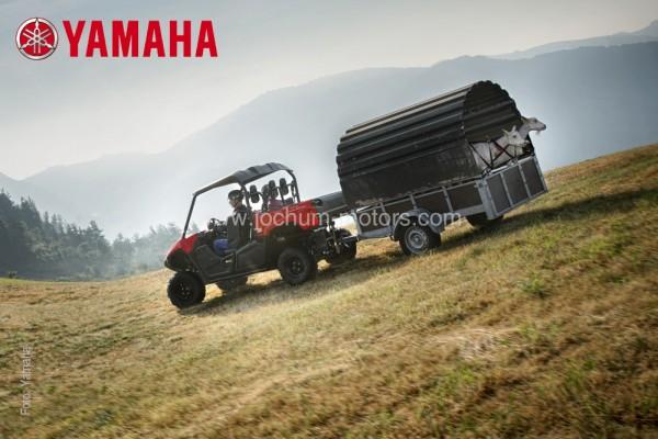 Yamaha Viking YXM 700