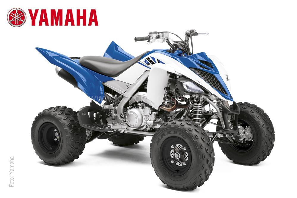 Das innovative Quad YFM 700R von Yamaha leistet 46 PS.