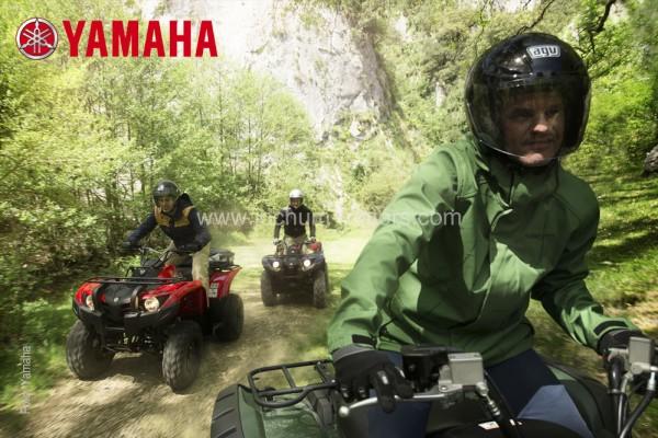 Yamaha Grizzly YFM 300