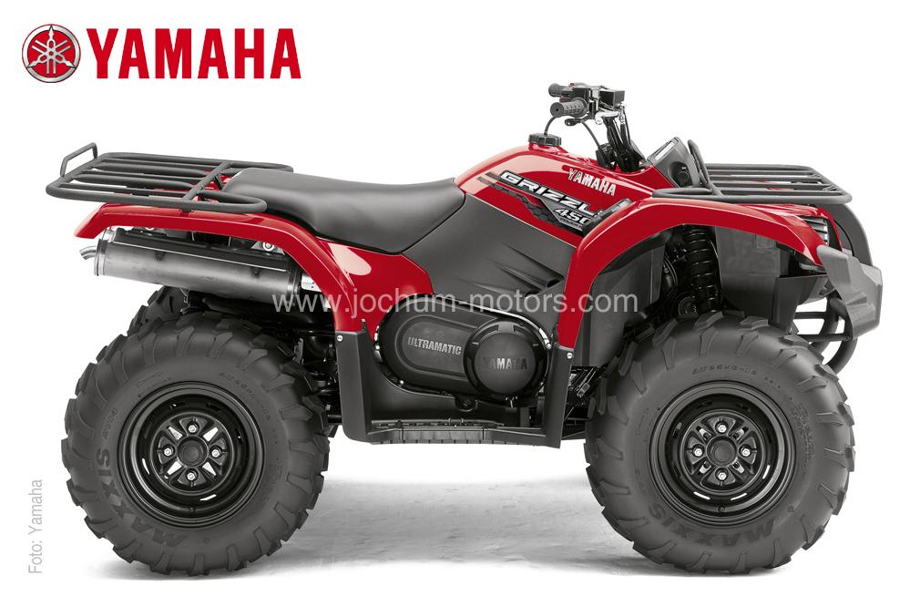 Atv yamaha grizzly yfm 450 eps for 2014 yamaha grizzly 450 value