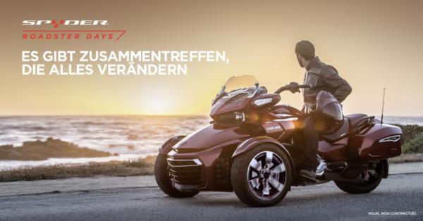 Can Am Roadster Days bei Jochum-Motors